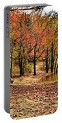 A Walk Through Autumn  Portable Battery Charger