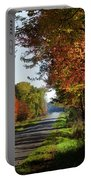 A Warm Fall Day Portable Battery Charger