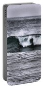A Wave On The Ocean Portable Battery Charger