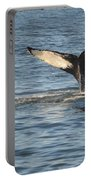 A Whale Of A Tail Bar Harbor Portable Battery Charger