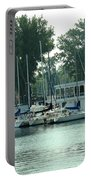 A Yacht Club Portable Battery Charger