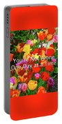 Aa One Day At A Time Portable Battery Charger