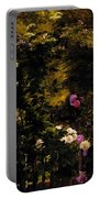 Aagaard Carl Frederick The Rose Garden Portable Battery Charger