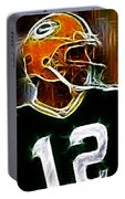 Aaron Rodgers - Green Bay Packers Portable Battery Charger