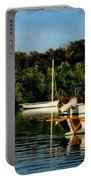 Abacos Quiet Portable Battery Charger