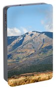Abajo Mountains Utah Portable Battery Charger