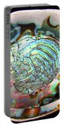 Abalone Seashell Portable Battery Charger