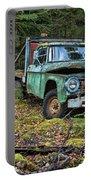 Abandoned Alaskan Logging Truck Portable Battery Charger