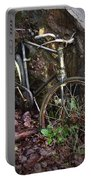 Abandoned Bicycle Portable Battery Charger