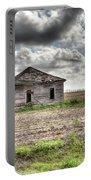 Abandoned House - Ganado, Tx Portable Battery Charger