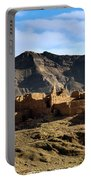 Abandoned Kasbah Portable Battery Charger