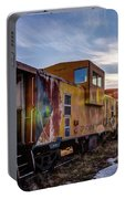 Abandoned Railcar Portable Battery Charger