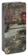 Abandoned Tractor Portable Battery Charger