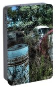 Abandoned Vehicles - Veicoli Abbandonati  1 Portable Battery Charger