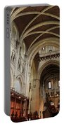 Abbey Church Of Saint Mary, Or Buckfast Abbey Portable Battery Charger