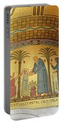 Abbey Mosaic Portable Battery Charger