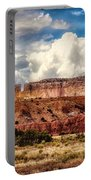 Abiquiu Landscape  Portable Battery Charger