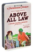 Above All Law Portable Battery Charger