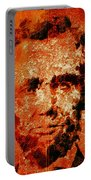Abraham Lincoln 4d Portable Battery Charger