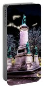 Abraham Lincoln Memorial Portable Battery Charger