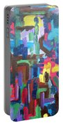Abstract 213 Portable Battery Charger by Patrick J Murphy