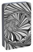 Abstract 527 Bw Portable Battery Charger