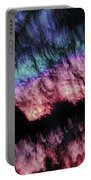 Abstract Accident Portable Battery Charger