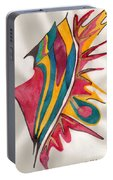 Abstract Art 102 Portable Battery Charger