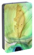 Abstract Art - Calm - Sharon Cummings Portable Battery Charger