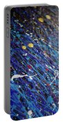 Abstract Artography 560005 Portable Battery Charger