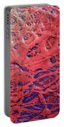 Abstract Artography 560007 Portable Battery Charger