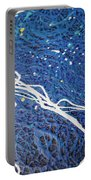 Abstract Artography 560009 Portable Battery Charger
