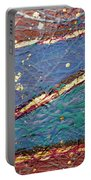 Abstract Artography 560016 Portable Battery Charger