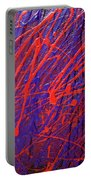 Abstract Artography 560030 Portable Battery Charger