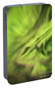 Abstract Aurora Portable Battery Charger