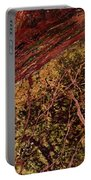 Abstract Beauty Portable Battery Charger
