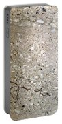Abstract Concrete 12 Portable Battery Charger