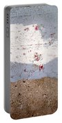 Abstract Concrete 13 Portable Battery Charger