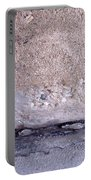 Abstract Concrete 4 Portable Battery Charger