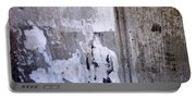 Abstract Concrete 6 Portable Battery Charger
