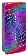 Abstract Cubed 262 Portable Battery Charger