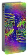 Abstract Cubed 298 Portable Battery Charger