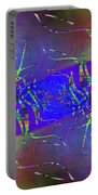 Abstract Cubed 316 Portable Battery Charger
