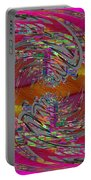 Abstract Cubed 320 Portable Battery Charger