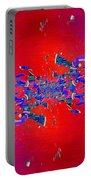 Abstract Cubed 344 Portable Battery Charger