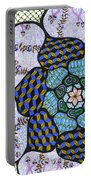 Abstract Design #2 Portable Battery Charger