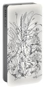 Abstract Drawing Fifty-nine Portable Battery Charger