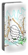 Abstract Drawing Sixty-one Portable Battery Charger