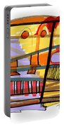 Abstract Drawing Sixty-seven Portable Battery Charger