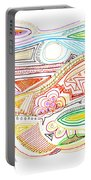 Abstract Drawing Sixty-two Portable Battery Charger